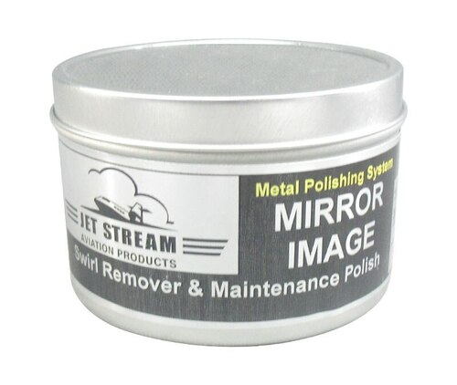 Jet Stream Aviation MI01 Mirror Image Brightwork Metal Polish & Swirl Remover - 5 oz Roll