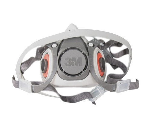 3M™ 051131-07024 Small 6100 Half Facepiece Reusable Respirator