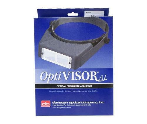 Donegan LX-5 OptiVISOR Binocular Magnifier