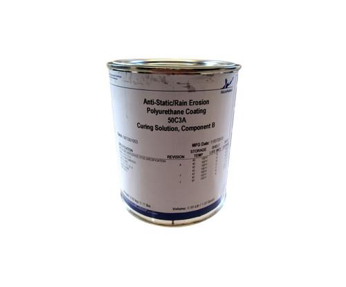AkzoNobel 50C3A Anti-Static/Rain Erosion Polyurethane Coating Hardener - Quart Can