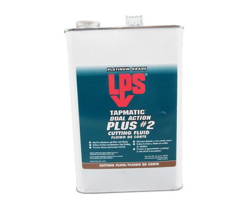 LPS® 40230 Tapmatic Dual Action Plus #2 Cutting Fluid - Plastic Gallon Jug