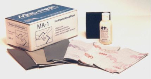 Micro-Mesh® MA-1 Aircraft Acrylic Window Restoral Kit