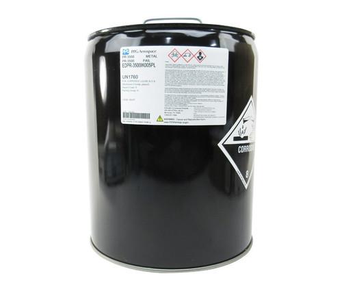PPG Aerospace® Eldorado® PR-3500 Yellow Epoxy/Polyurethane Paint & Primer Systems Viscous Paint Stripper - 5 Gallon Pail
