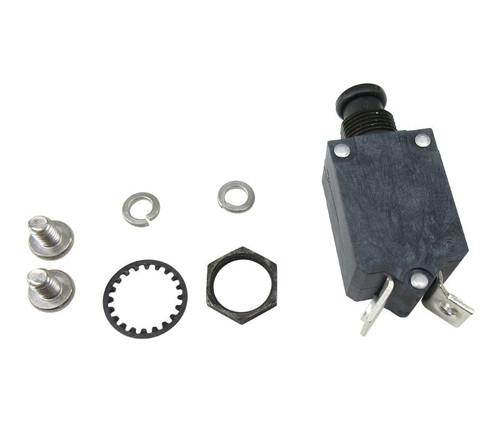 Military Standard MS3320-2 Circuit Breaker - 2 AMP