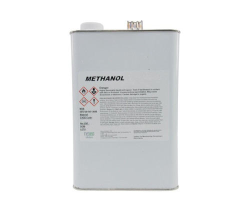 Military Specification O-M-232 Grade A Methanol, Technical - Gallon Can