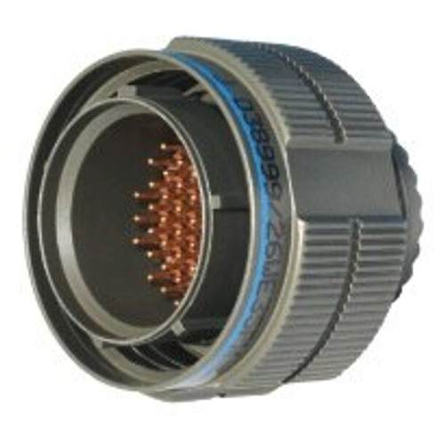 Military Specification D38999/26FA35SN Connector, Receptacle, Electrical