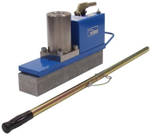Tronair® 02-7835C0100 Blue Hydraulic 25-Ton Main & Nose Gear Axle Jack (CE)