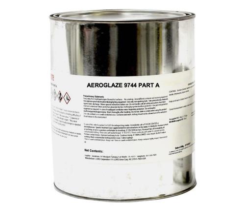 AEROGLAZE® 9744 Part-A Dark Gray Two-Part Epoxy Primer/Tie-Coat - Gallon Can