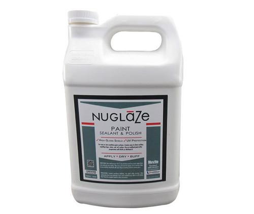 Nuvite PC22751GL NuGlaze PolyFluoro Sealant Aircraft Paint Glosser & UV Protectant - Gallon Jug