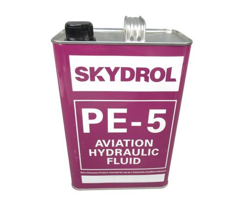 Eastman™ Skydrol® PE-5 Purple BMS3-11P Type V, Grade A, Grade C Spec Aviation Hydraulic Fluid - 9.11 Kg (Gallon) Can