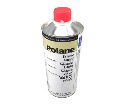 Sherwin-Williams® V66 V 29 POLANE® L Catalyst Hardener - Quart Can