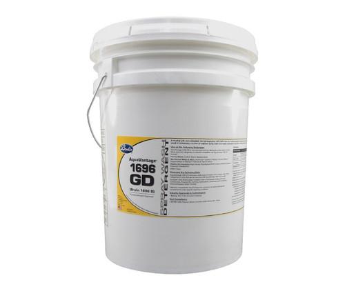 Brulin 431039-05 AquaVantage® 1696 GD Neutral pH Non-Silicated Spray Wash Detergent - 5 Gallon Pail