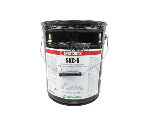 MAGNAFLUX® 01-5750-40 SPOTCHECK® SKC-S NDT Cleaner & Remover - 5 gal / 18.9 L Pail