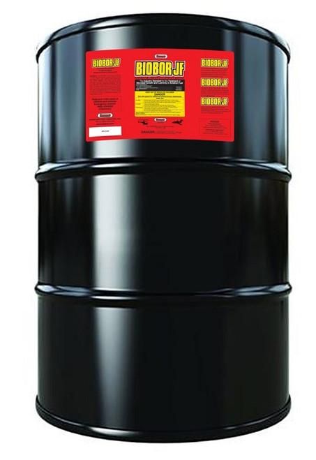 Biobor JF® BBDRUM01US Aviation Fuel Biocide & Lubricity Additive - 55 Gallon Drum