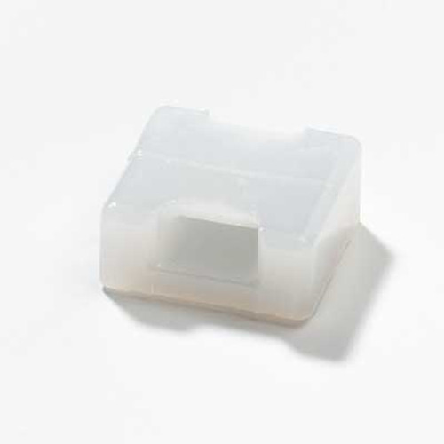 Thomas & Betts TC817TB Ty-Rap Cable Tie 2-Way Miniature Mounting Base - 1000 Pack