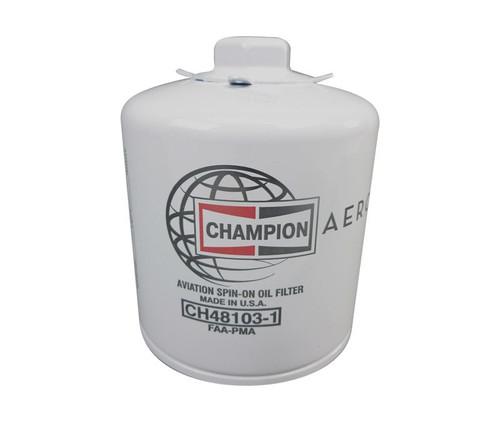 Champion Aerospace CH48103-1 Aircraft Oil Filter