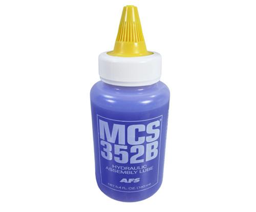 Eastman™ MCS®-352B Purple BAC-5001-6 Spec Hydraulic Assembly Lube - 160 mL (5.4 fl. oz) Bottle