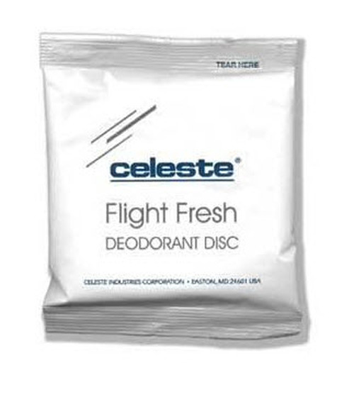 Celeste® SD-5500Z Flight Fresh® Outdoor Fresh Eucalyptus Deodorant Disc