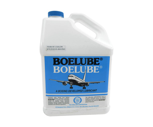 BOELUBE 70106-104 Clear Liquid Lubricant - Gallon Jug