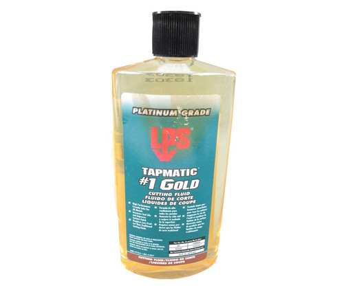 LPS® 40320 Tapmatic #1 Gold Cutting Fluid - 16 oz Bottle