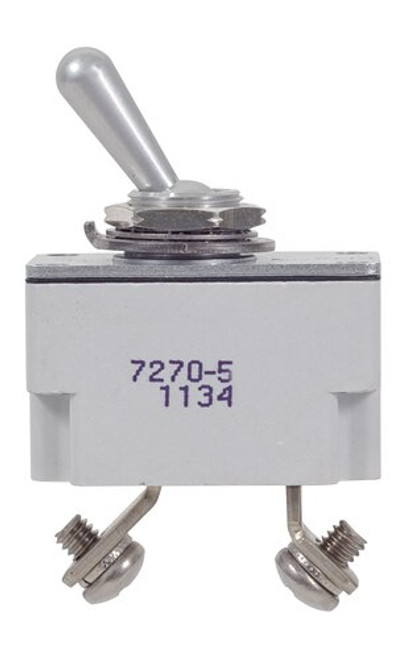 KLIXON® 7270-5-35 Circuit Breaker Toggle Switch - 35 AMP