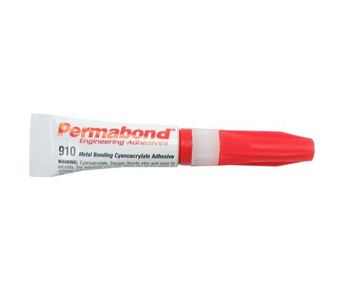 Permabond® 910 Clear Methyl Cyanoacrylate Adhesive - 3 Gram Tube