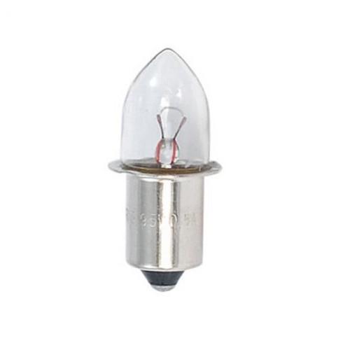 GE Lighting PR12 B3-1/2 6-Volt / 3-Watt Lamp, Incandescent