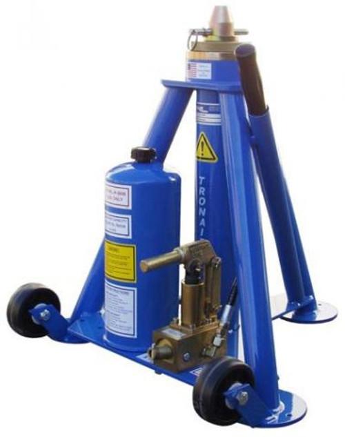 Tronair® 02-7900C0100 Blue Hydraulic Tripod Jack (5 ton/4.5 metric ton) (CE)