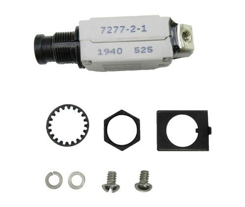 KLIXON® 7277-2-1 Circuit Breaker - 1 AMP