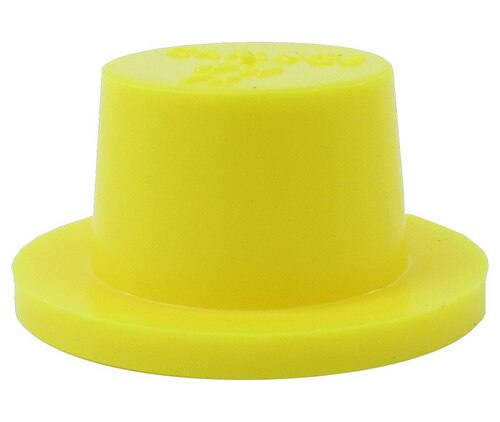 Caplug WW-7X Wide & Thick Flange Plastic Plug/Cap