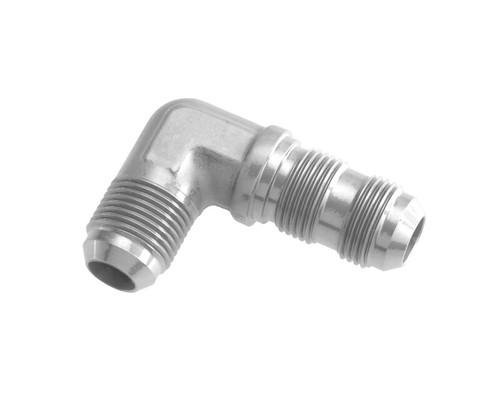 Aeronautical Standard AN833-6 Steel 90° Elbow, Tube