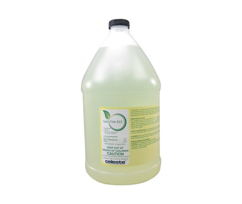 Celeste® LS-SCIDEX3/GAL SANI-CIDE EX3 Disinfectant and Multi-Purpose Cleaner - Gallon Jug