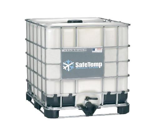 SafeTemp® ES Plus 410275210 Orange SAE AMS 1424M Type I (100%) Aircraft Deicing Fluid - 275 Gallon Tote