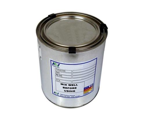 APV® Engineered Coatings A-1339-01 Aeroprite™ Gloss White Aircraft Wheel & Brake Paint - Quart Can
