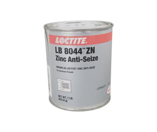 Henkel 39901 LOCTITE® LB 8044™ Gray Zinc Anti-Seize - 453.6 Gram (1 lb) Can