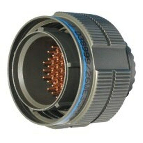 Military Specification D38999/26FA35PB Connector, Receptacle, Electrical