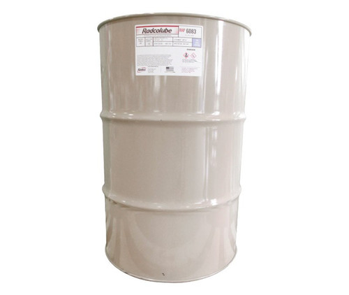 RADCOLUBE® RHP6083 Red MIL-PRF-6083G Spec Rust-Inhibited Petroleum Base Hydraulic Fluid - 55 Gallon Drum