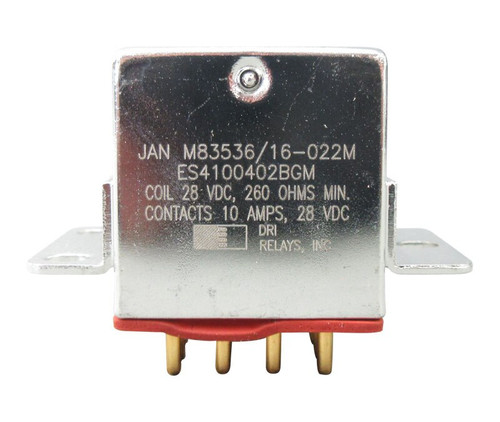 Military Specification M83536/16-022M Relay, Electromagnetic