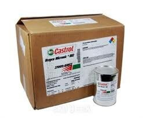 Castrol® Brayco™ Micronic 882 Red MIL-PRF-83282D (1) Spec Full Synthetic ISO 15 Hydraulic Fluid - 12 Quart/Case