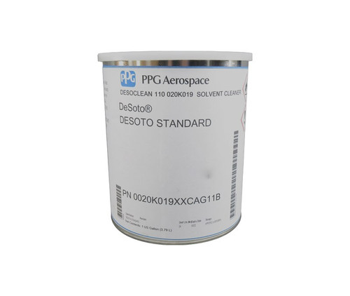 PPG Aerospace® Desoclean™ 110 Clear Solvent Cleaner - Gallon Can