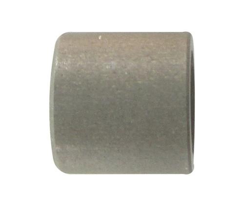 National Aerospace Standard NAS43DD3-19N Aluminum Gray Anodized Film Finish Spacer, Sleeve