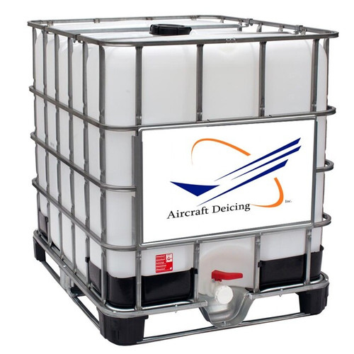 Aircraft Deicing FX 255G (Concentrate) Type I Aircraft Ground De-icing Fluid - 250 Gallon Tote
