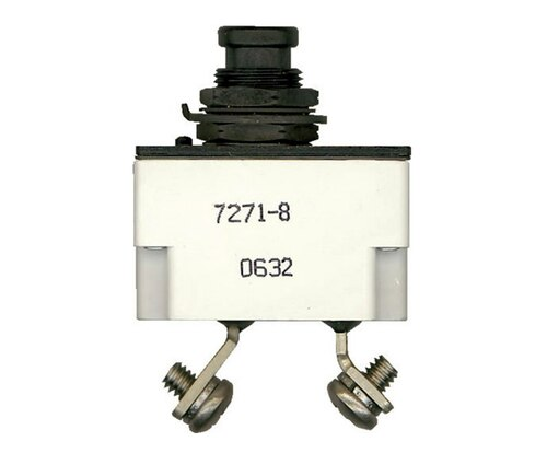 KLIXON® 7271-8-5 Circuit Breaker - 5 AMP