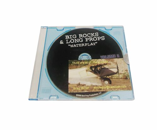 "Big Rocks & Long Props Volume 2 ""Water Play"" DVD"