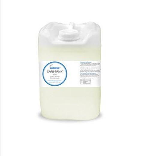 Celeste® SP-8000/5 SANI-TANK®N Lavatory Soak for Organic & Mineral Buildup - 5 Gallon Pail