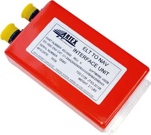 Artex 455-6500 ELT to Navigation Interface