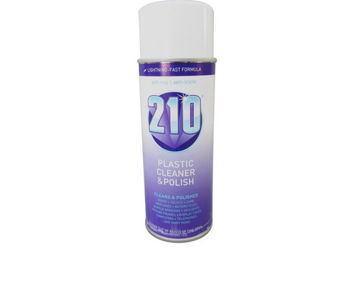 Sumner Laboratories S23304 210® Plastic Cleaner & Polish - 14 oz Aerosol Can
