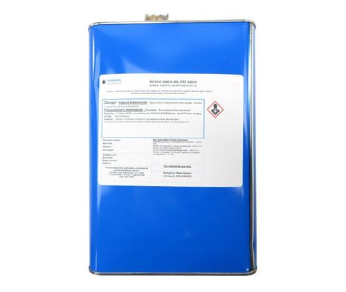 ROYCO® 308CA Clear MIL-PRF-32033 Amendment 2 Spec General Purpose Lubricating Oil & Preservative - Gallon Can