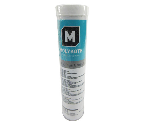Dupont™ 4112876 MOLYKOTE® BR-2 Plus High Performance Grease - 400 Gram Cartridge