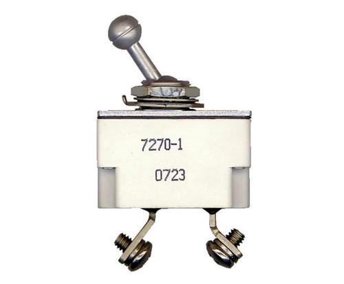 KLIXON® 7270-1-3 Circuit Breaker Toggle Switch - 3 AMP